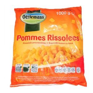 Pommes Rissoless