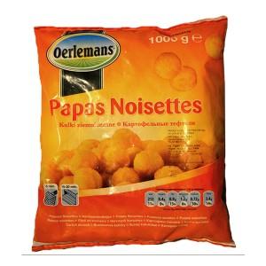 Papas Noisettes
