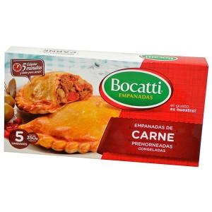 Bocatti x 5 Carne