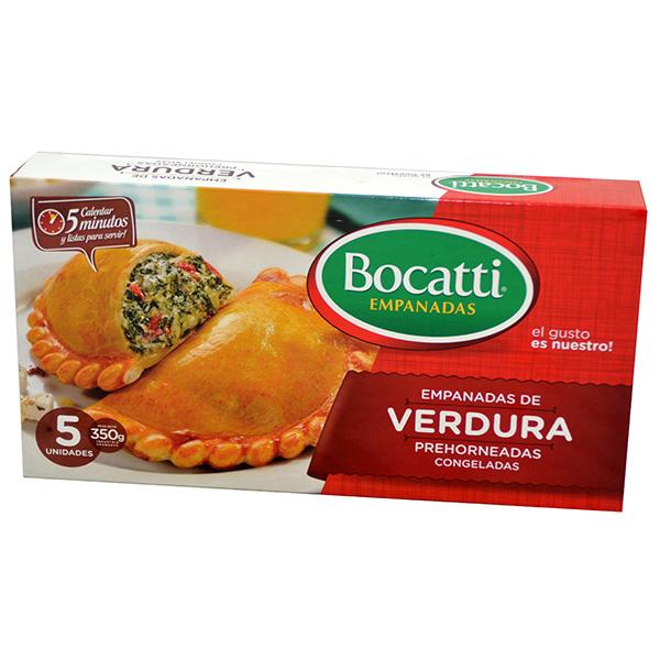 Bocatti x 5 Verdura