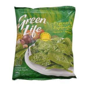 Green Life Espinaca 300 grs.