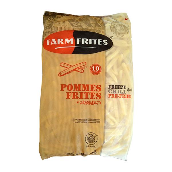 Pommes-Frites